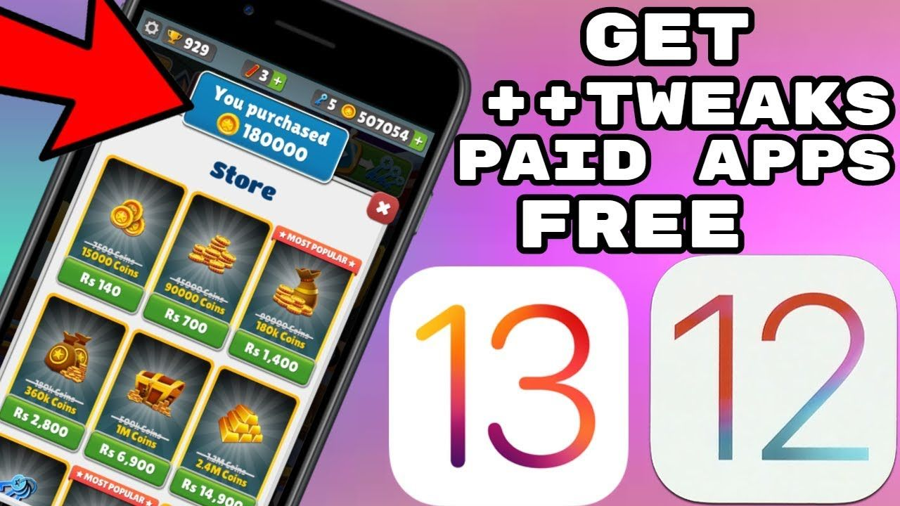 How to Get free In App Purchases Tweaks Apps and Hacked