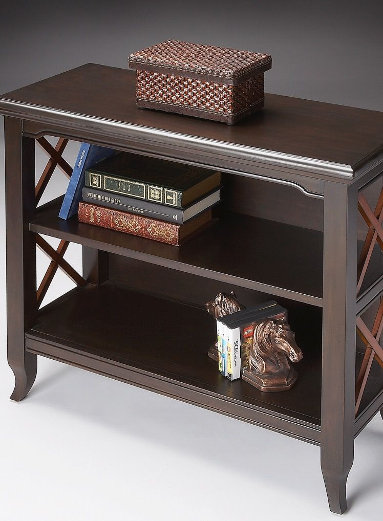 From Butler Furniture We Love It Low Bookcase Furniture