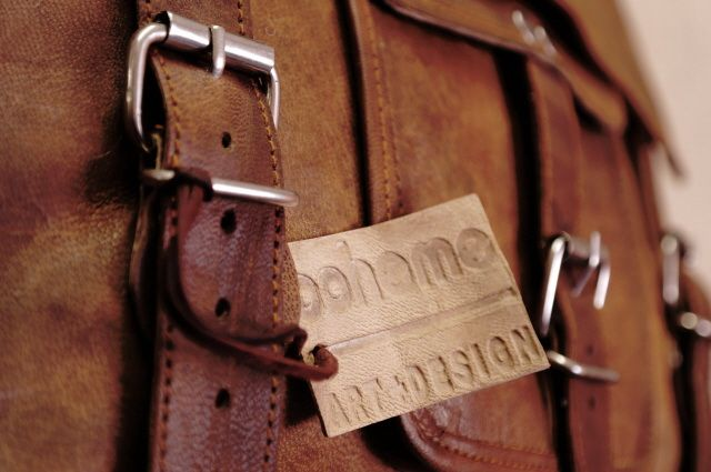 Boheme Art and Design make luxe leatherwork including satchels, purses and several lifestyle essentials, capturing the relaxed style of the seaside suburb with amazing attention to detail. Available from Bondi Markets.