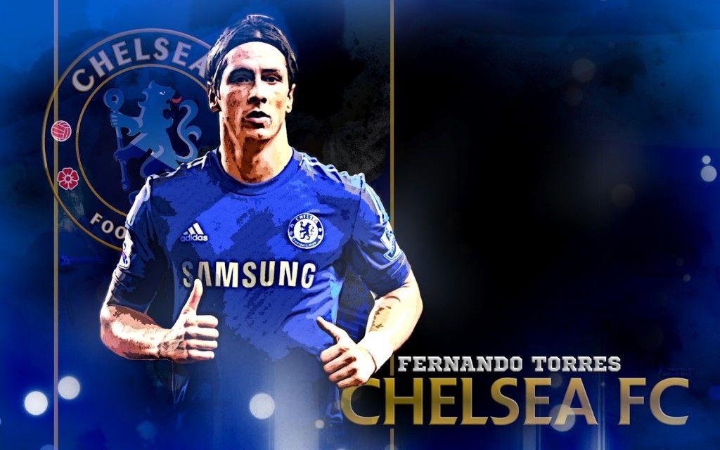 Fernando Torres 2012 Wallpaper