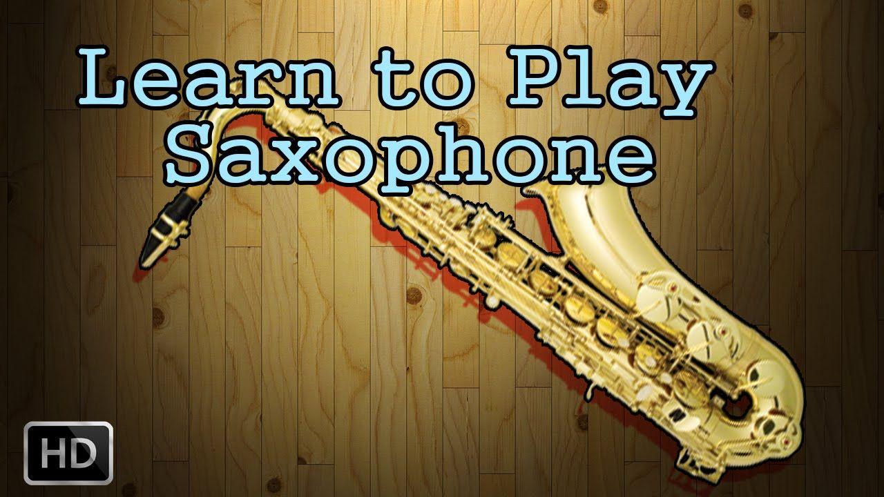 Learn How to Play Saxophone Geetham Sri Gananatha