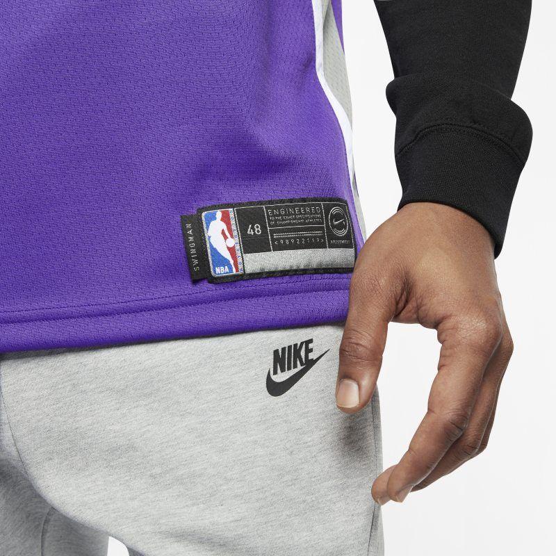 60bd3d165 Buddy Hield Icon Edition Swingman Jersey (Sacramento Kings) Men s Nike NBA  Connected Jersey - Purple