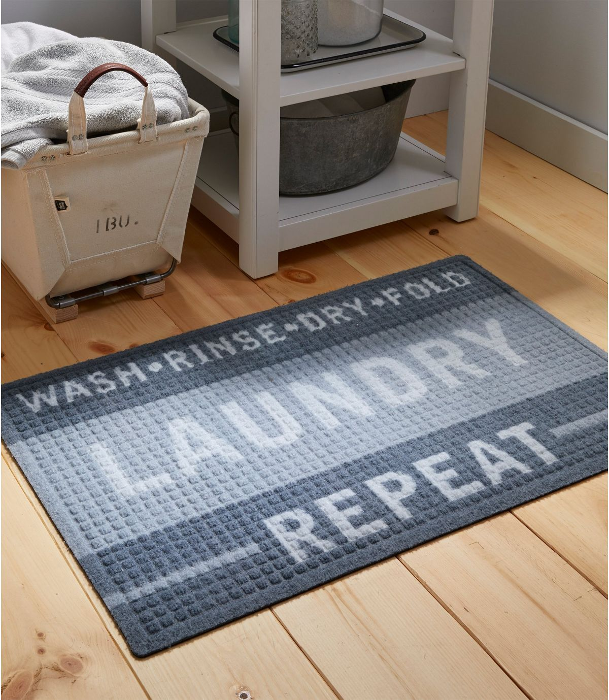 Heavyweight Recycled Waterhog Laundry Room Mat In 2020 Laundry