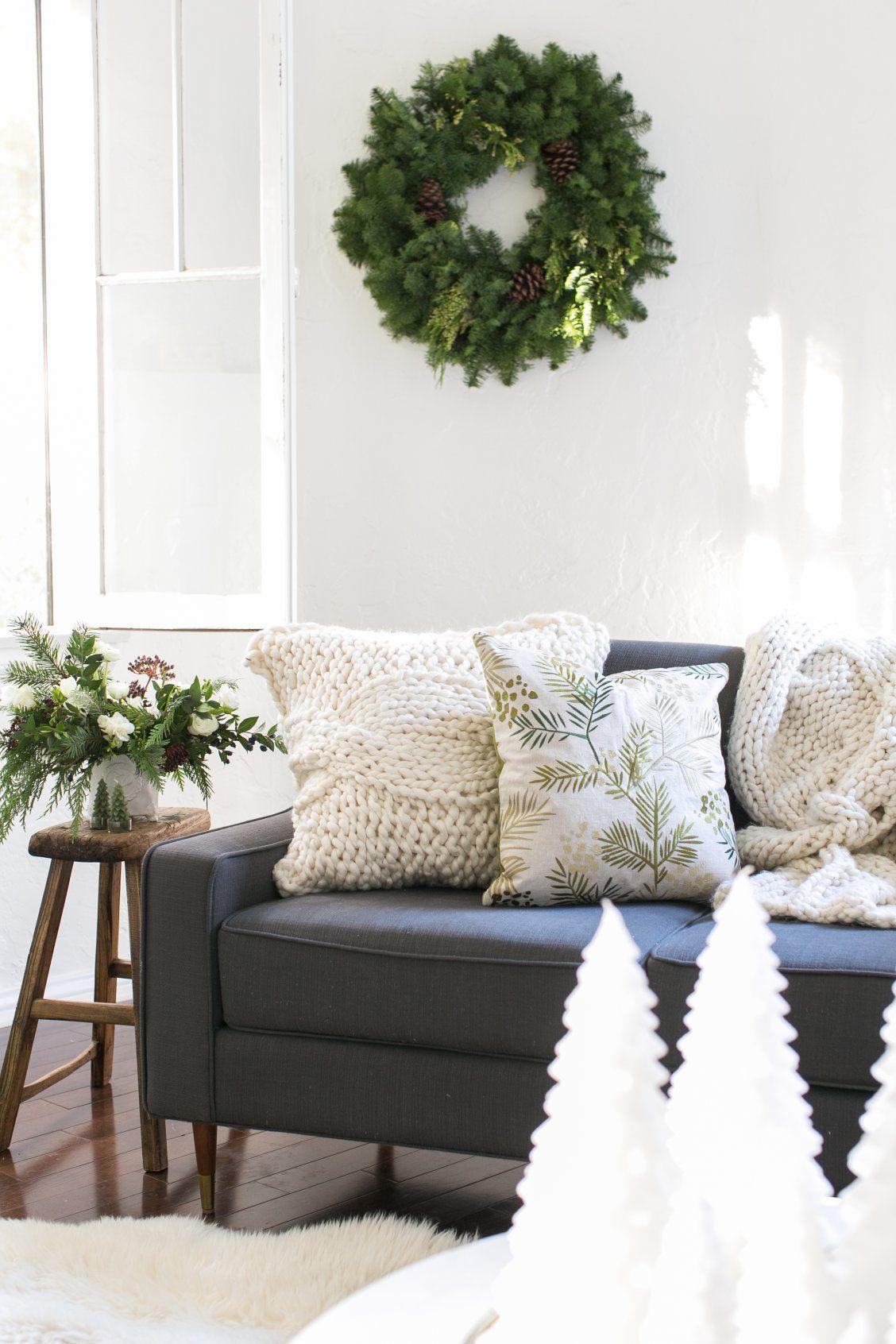 6 Last Minute Holiday Decorating Ideas | Pinterest | Decorating ...
