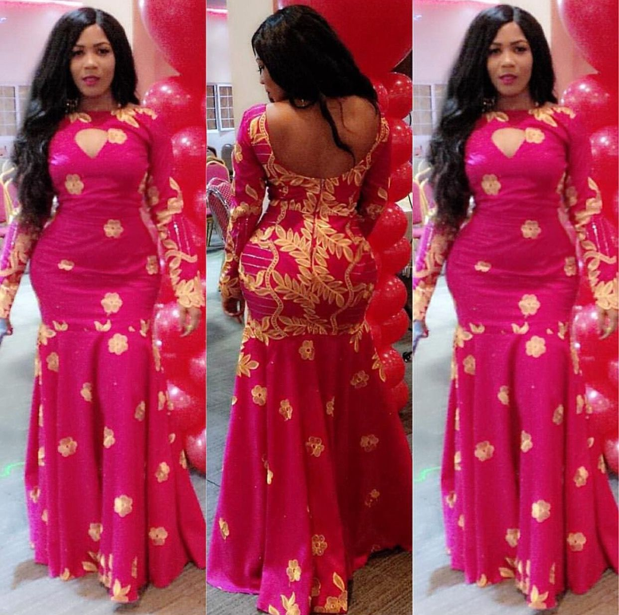 Robe Africaine: Pin By Vivace Princess On ASO-EBI