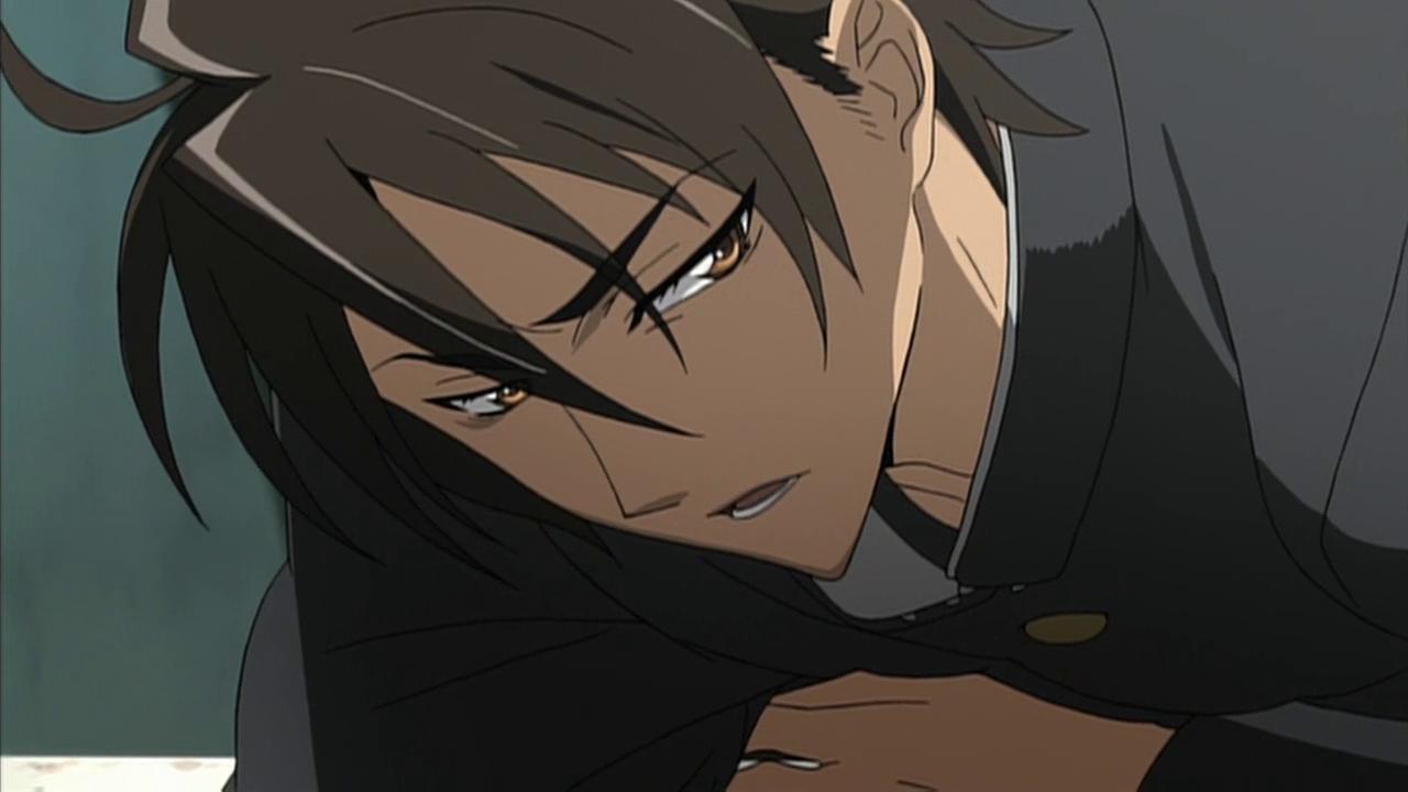 Takashi Komuro from Highschool of the Dead Arte de anime