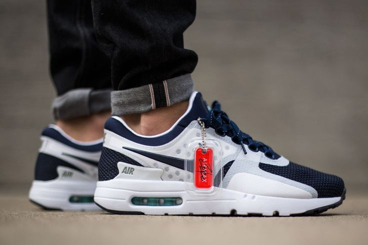 """919216b8c9 Nike Air Max Zero """"The One Before the One"""" 