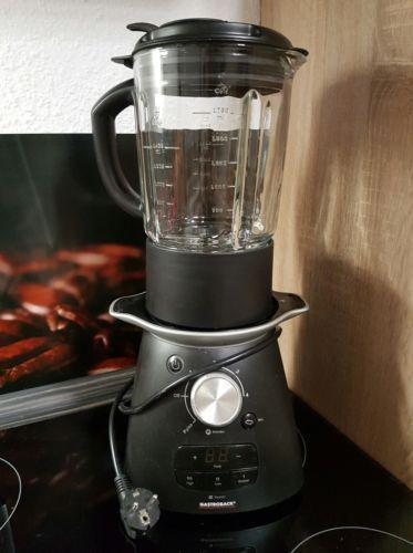 Gastroback Cook  Mix / Mixer für Suppen etcsparen25 , sparen25 - silver crest küchenmaschine