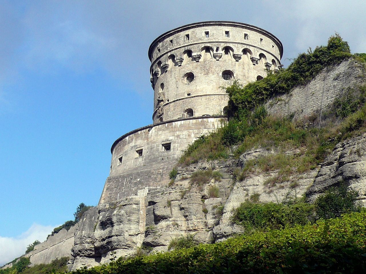 Castle Tower Middle Ages Castle Tower Castle Tower