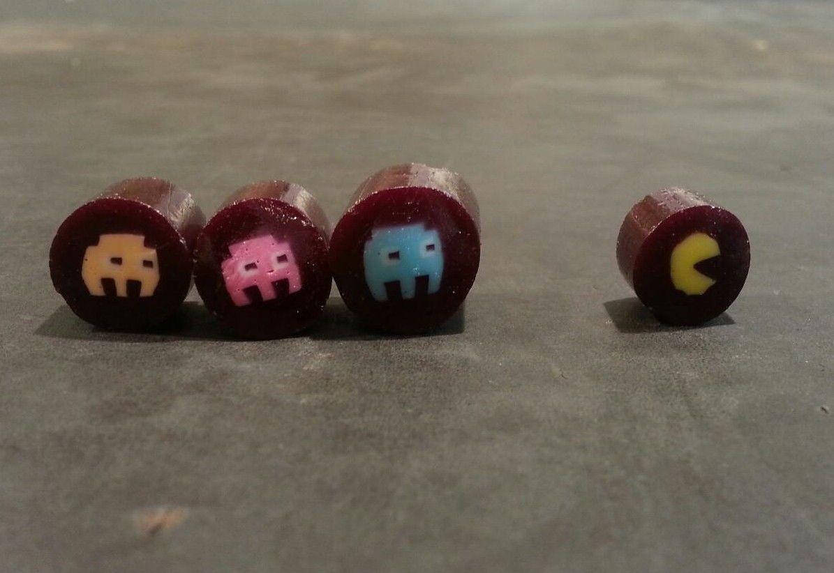 Pac Man. Enough said. (Waka Waka Waka)