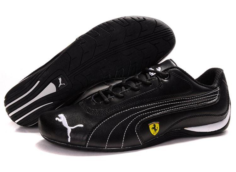 Men Puma Ferrari 910 - Black | Black