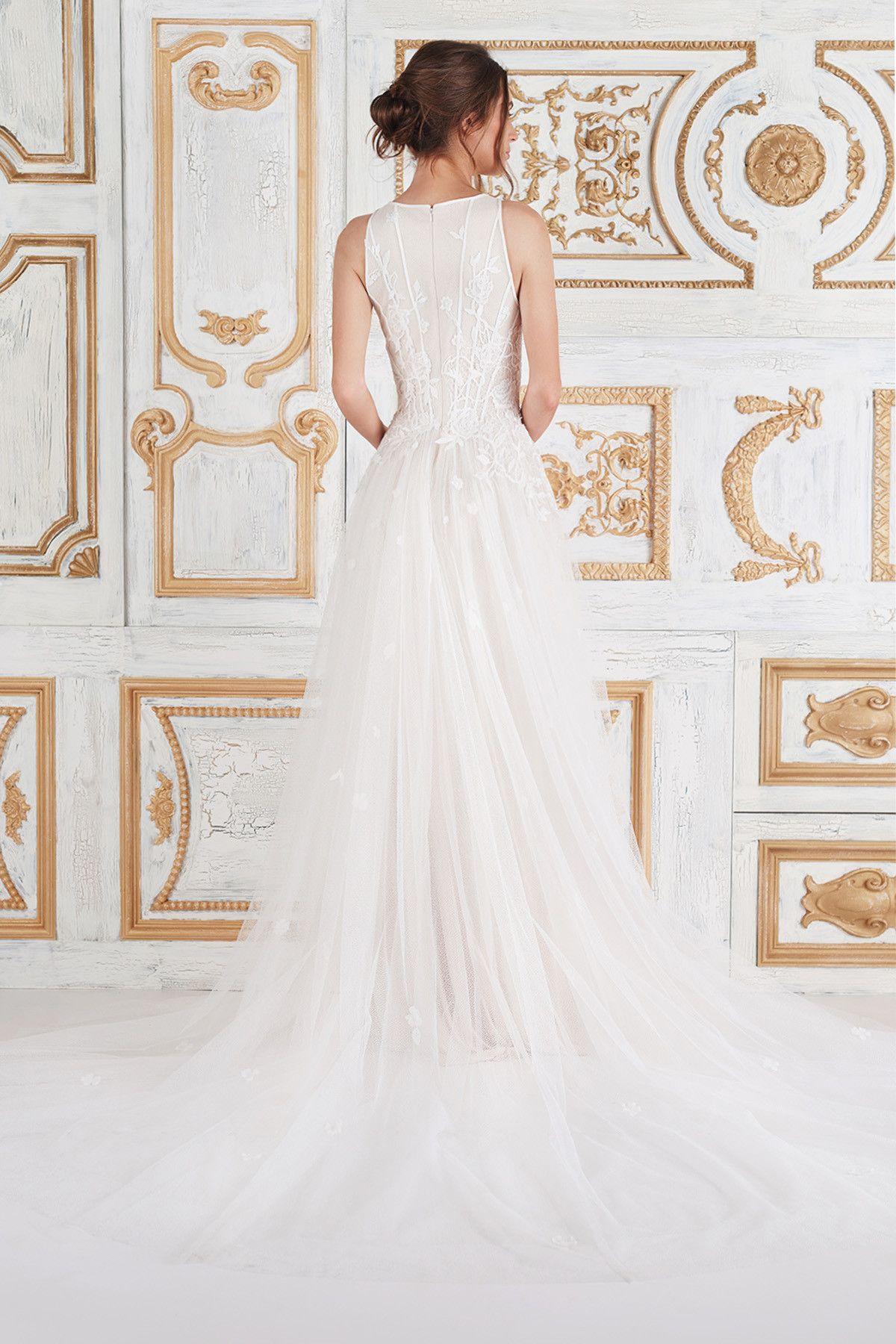 Tadashi Shoji - Delphia Ball Gown | At the Altar Fashion | Pinterest ...
