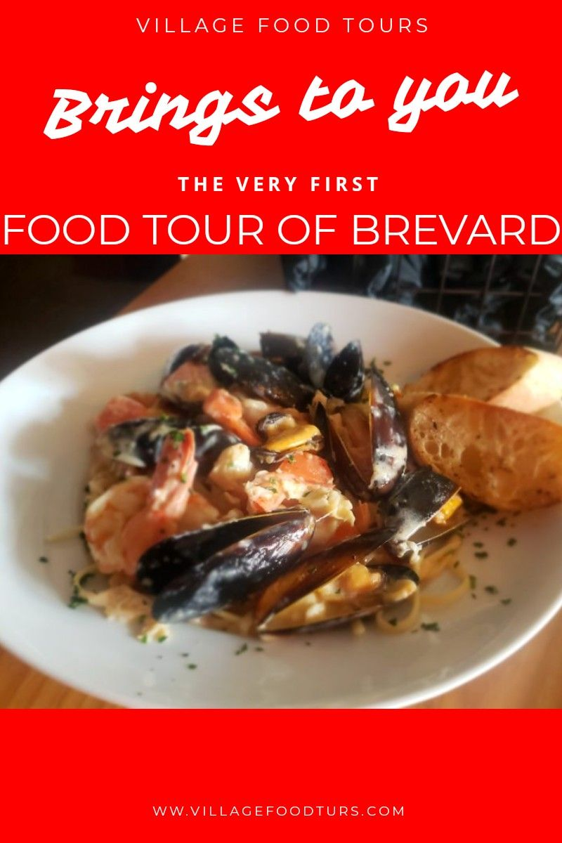 The Very First Food Tour Of Brevard In 2020 Florida Food Food How To Cook Pasta