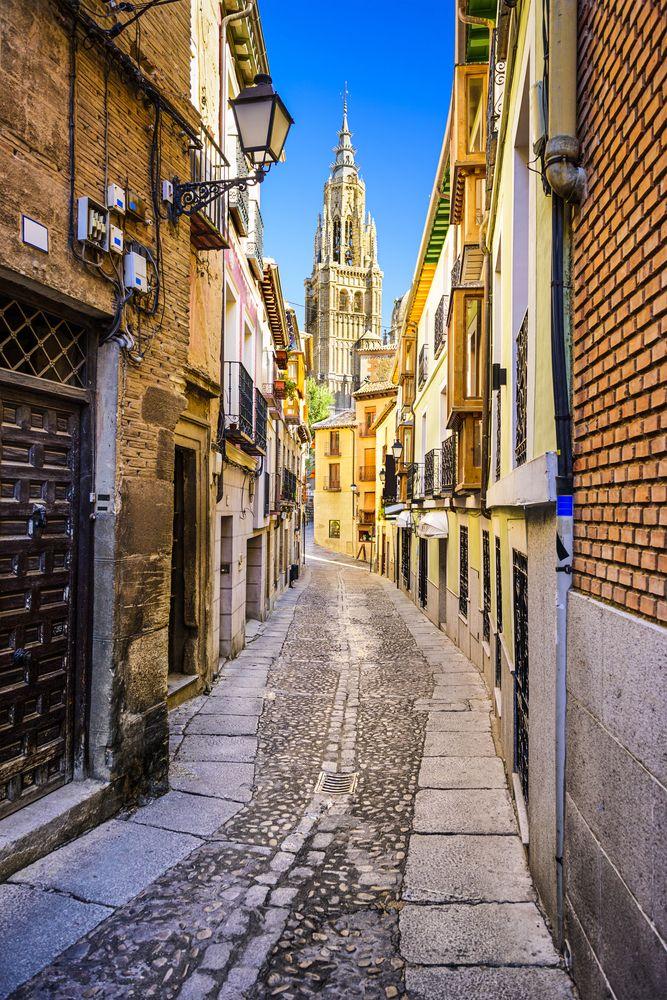 Toledo espa a loving spain en 2019 lugares de espa a for Lugares turisticos para visitar en espana