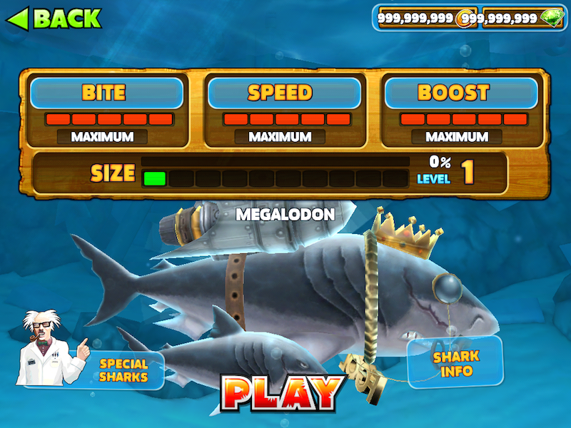 How To Make Money Fast In Hungry Shark Evolution