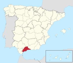 kart over malaga Kart over Málaga | málaga | Pinterest kart over malaga