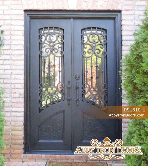 Abby Iron Doors & Abby Iron Doors | Iron Entry Doors | Pinterest | Iron and Doors pezcame.com