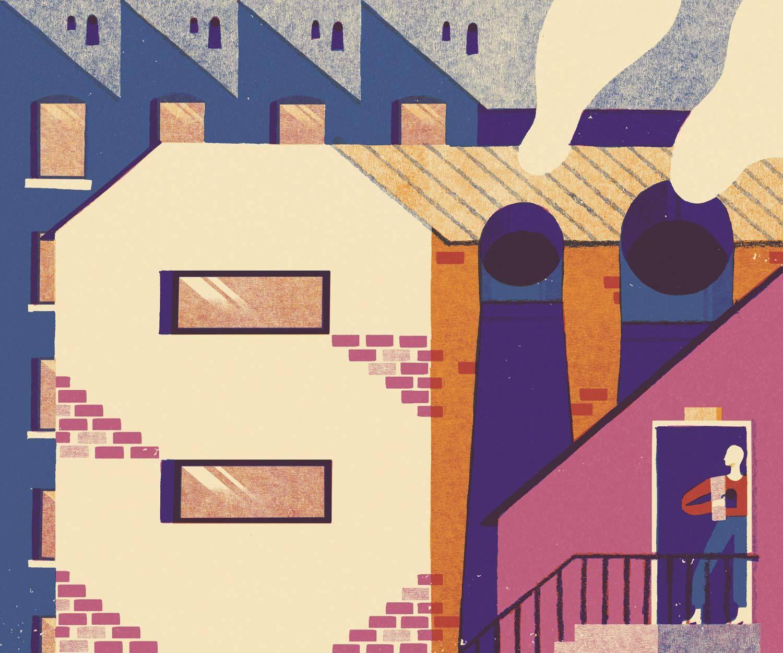 Typography in Public Spaces   David Doran Illustration