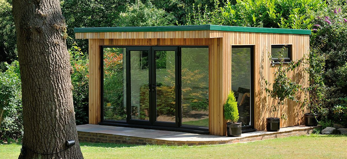 Garden Room Design garden room design unthinkable the complete self build guide offices 15 Garden Room Example 1