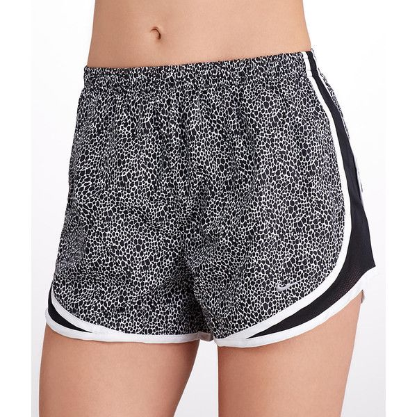 Nike Printed Tempo Track Shorts 17 Liked On Polyvore -7797