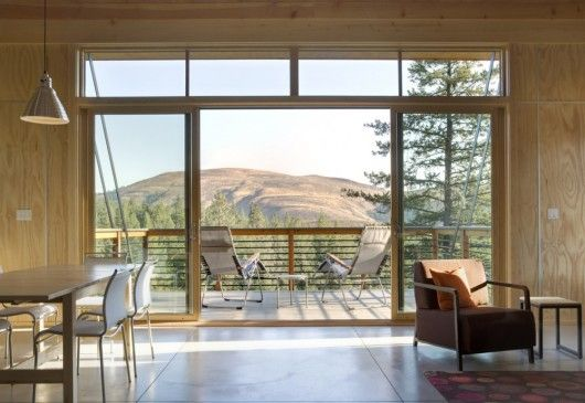 PINE FOREST CABIN