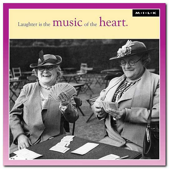 Laughter Music Heart
