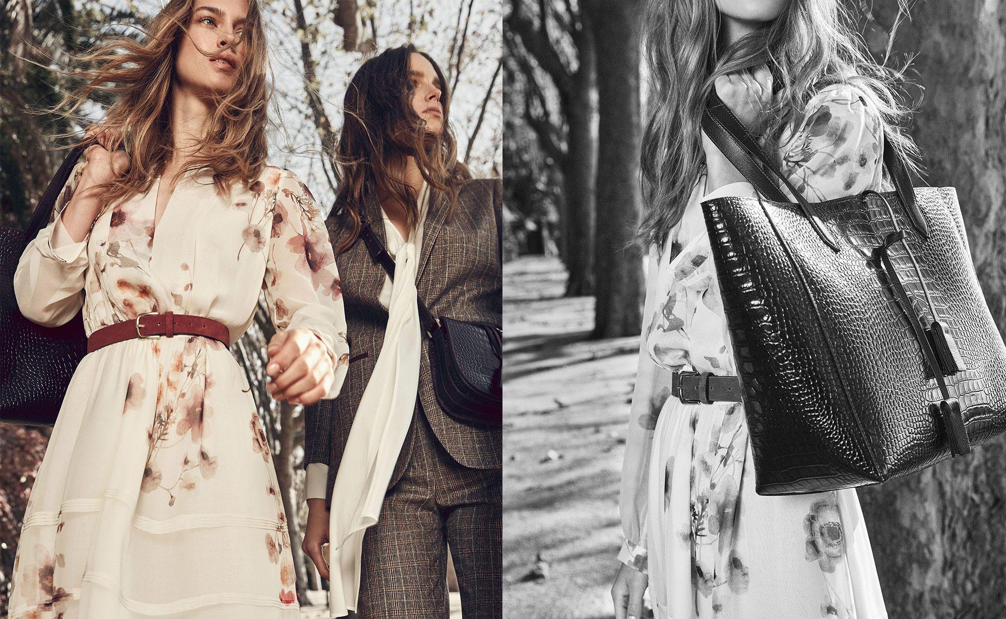 NOVO - Winter Bloom - Women na Massimo Dutti online. Entre agora e descubra a nossa coleção de Winter Bloom - Women de outono inverno 2016. Elegância natural!