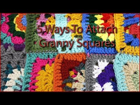 365 Days of Granny Squares | YARNutopia by Nadia Fuad | Crochet ...