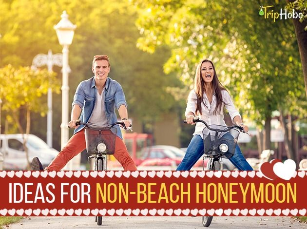 Non-beach Honeymoon Destinations Across the World