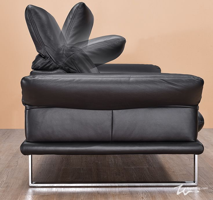 r ckenfunktion sofa tom von w schillig als phasenansicht. Black Bedroom Furniture Sets. Home Design Ideas