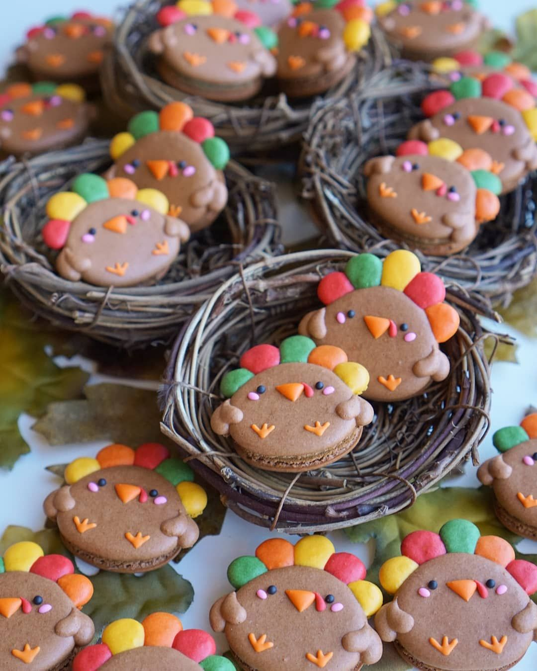 Image by Kelli Hansen on Melly Eats World cookies Turkey