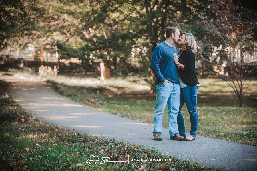 Surprise Engagement In Piedmont Park | Julie and Chris-29
