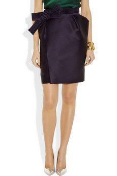 Lanvin: Duchesse-satin wrap-effect skirt #duchesssatin Lanvin: Duchesse-satin wrap-effect skirt #duchesssatin Lanvin: Duchesse-satin wrap-effect skirt #duchesssatin Lanvin: Duchesse-satin wrap-effect skirt #duchesssatin