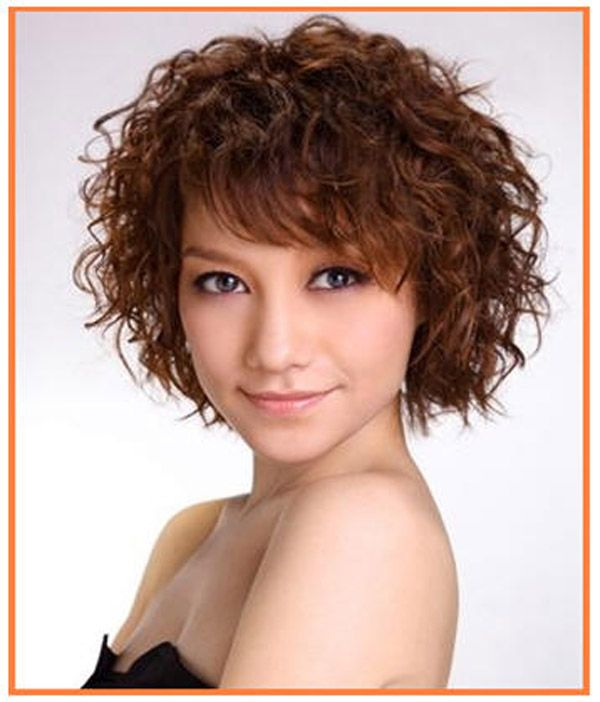 Short Trendy Curly Haircuts Naturally Curly Hair Curly And - Cute hairstyles for short hair natural
