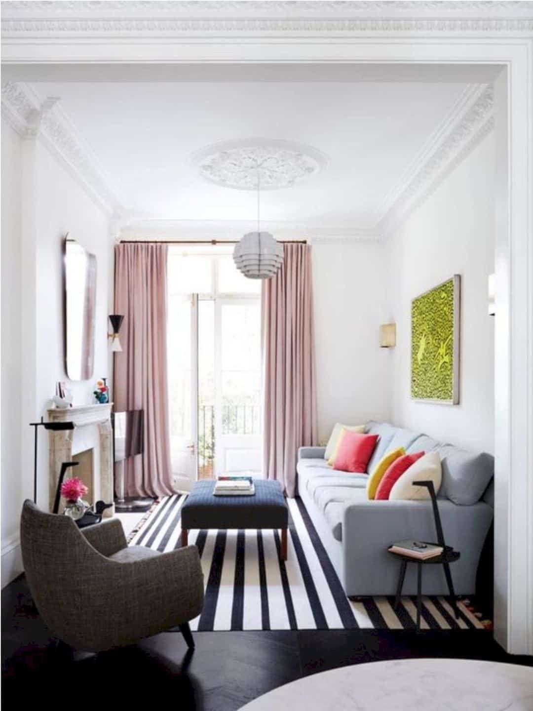 17 Small Townhouse Interior Design Ideas Small Living Room Decor