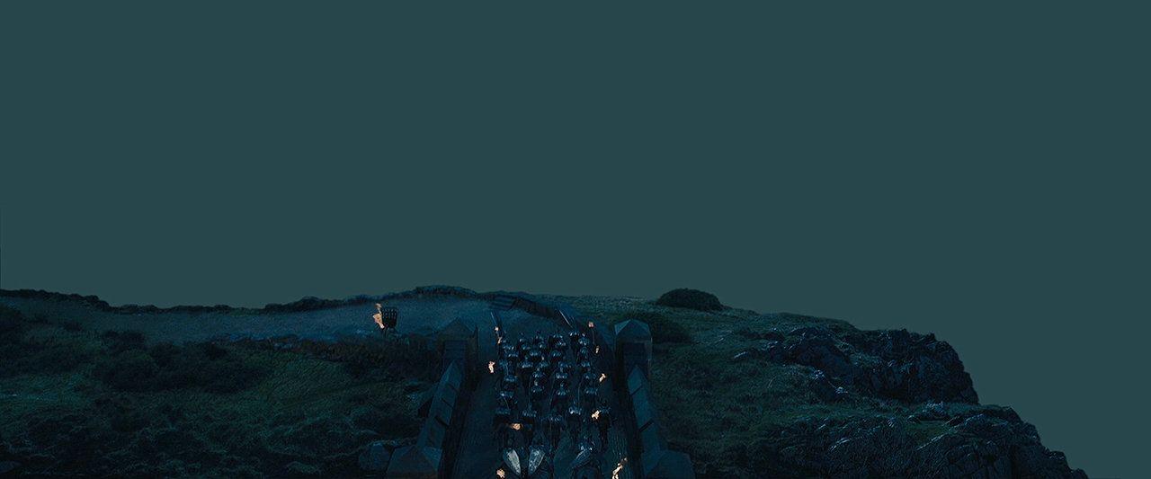 ArtStation - Maleficent Matte Shot, Igor Staritsin