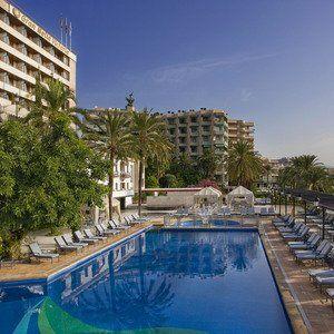 5 Star Hotel Gran Meliá Victoria - Palma de Mallorca, Spain