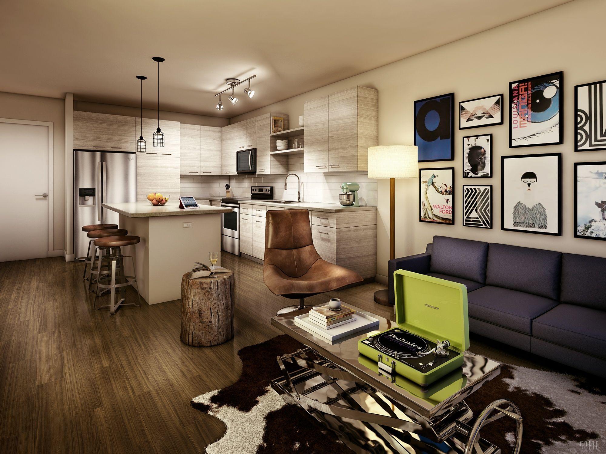 Alexan on Krog Street Apartments, Atlanta,