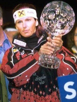 Anita Wachter - Austria - winner 1993