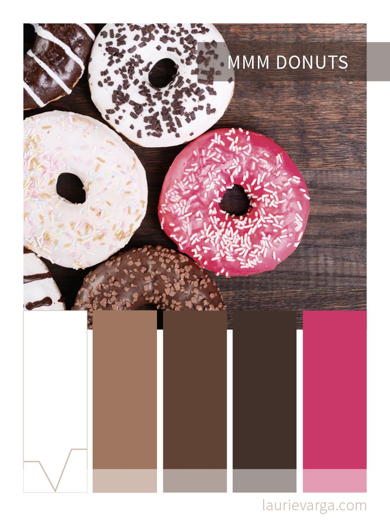 A tasty color palette. Great for websites, logos and whatever else ...