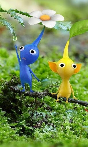 Pikmin 3 Wallpaper Made From Box Art 1920x1080 Wiiu Iphone