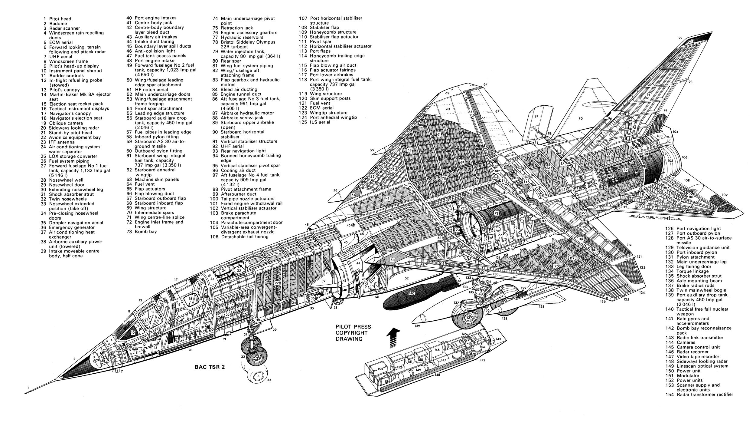 british aircraft corporation tsr