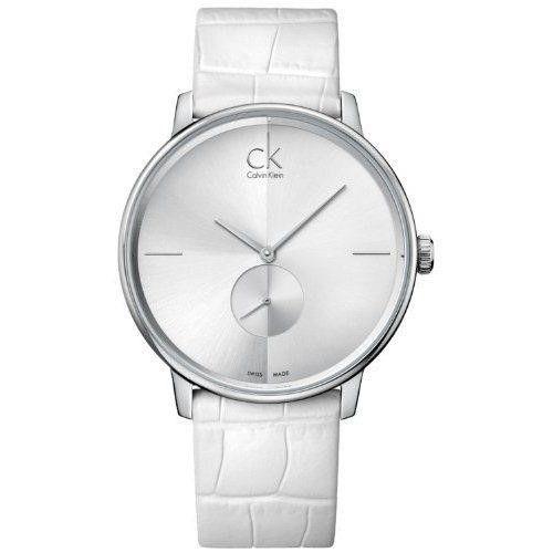 Calvin Klein ck Accent Leather Unisex Watch K2Y211K6 cf408499720