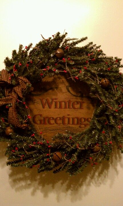 Wreath..