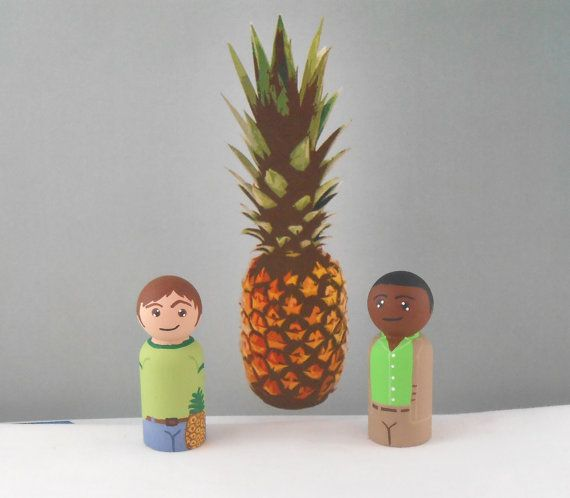 Peg People...Creative Play No Batteries By