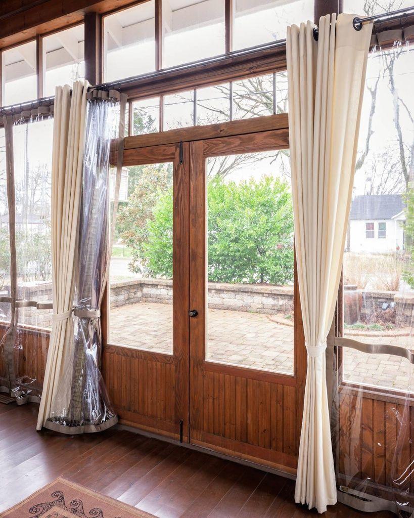 All Season Curtains (Vinyl) The Porch CompanyThe Porch