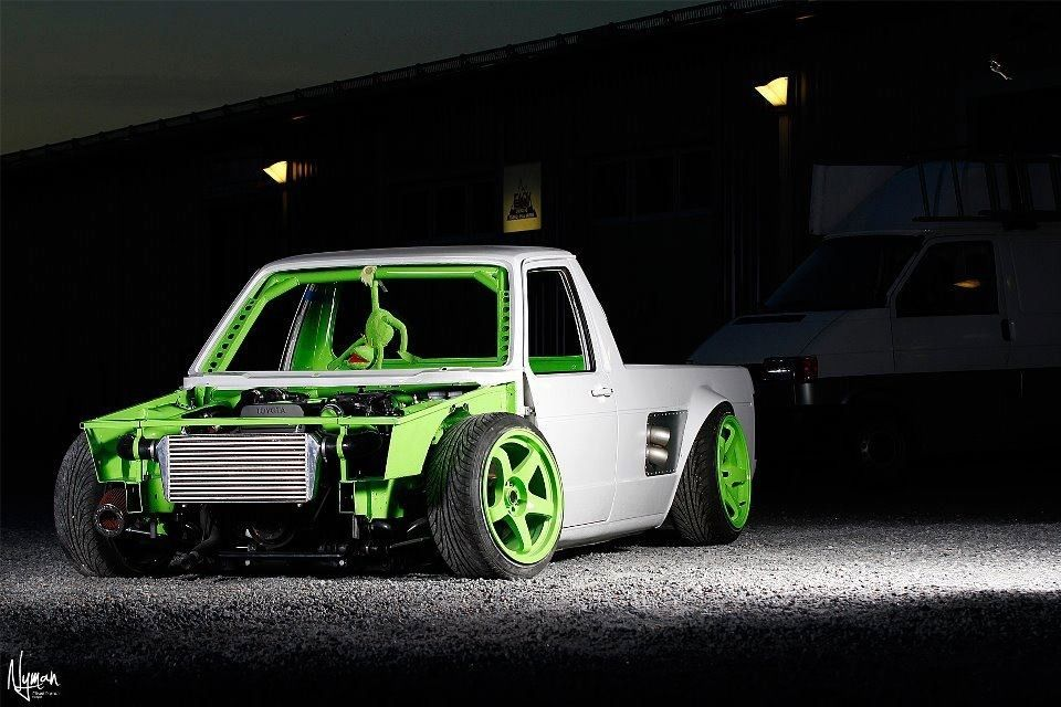 V Dub Drift Truck Badd Ass V Dub Pinterest Cars
