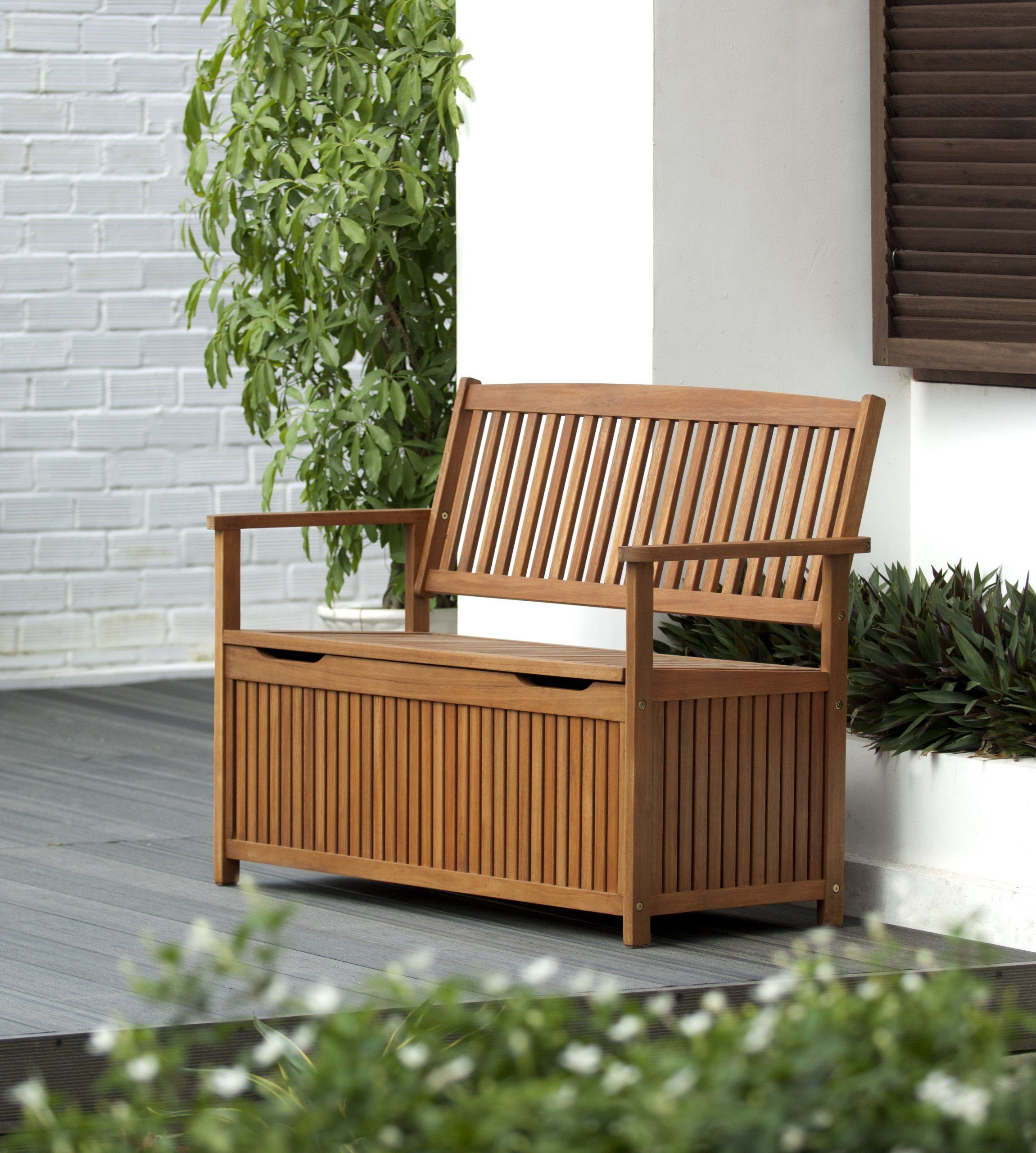 Chichester FSC Eucalyptus Wood Outdoor 2 Seater