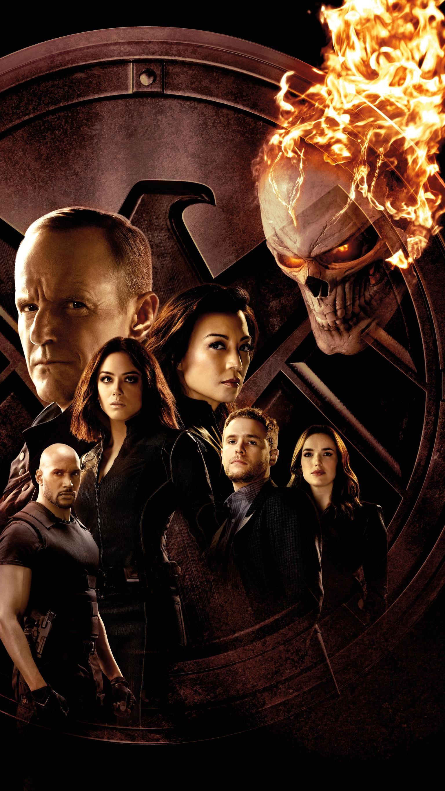 Marvel S Agents Of S H I E L D Phone Wallpaper Moviemania Agents Of Shield Marvels Agents Of Shield Marvel Agents Of Shield