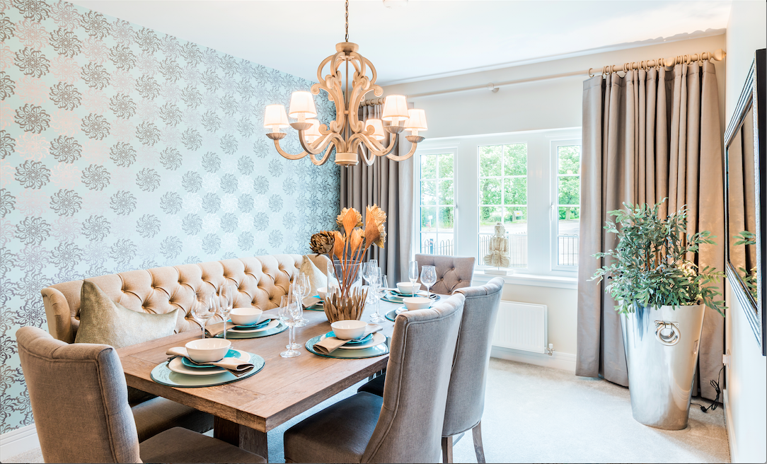Making The Seating On One Side Of Your Dining Room Table A Long Mesmerizing Dining Room Table With Settee Design Decoration